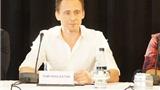 Họp báo phim Kong: Skull Island: Tài tử Tom Hiddleston 'lỡ' chuyến đến Việt Nam năm 19 tuổi