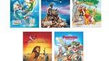 Truyện hoạt hình Disney tới Việt Nam