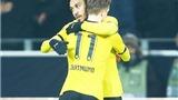 Dortmund 3-0 Tottenham: Aubameyang, Reus tỏa sáng, Dortmund coi như đi tiếp