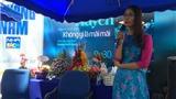 Nhà văn, MC Đoàn Phương Huyền đem Bolero vào hội sách
