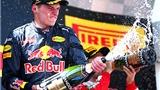 Nỗi buồn Mercedes và niềm vui Verstappen