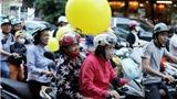 Xe máy vẫn là phương tiện di chuyển phổ biến nhất tại đô thị Việt Nam