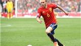 Tây Ban Nha thiếu cầu thủ tấn công trực diện?