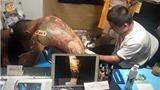 VIDEO: Đại hội xăm hình nghệ thuật quốc tế