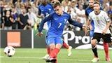 Ấn tượng EURO 2016: Antoine Griezmann là cầu thủ xuất sắc nhất giải?