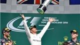 GP Đức: Xuất sắc về nhất chặng, Lewis Hamilton củng cố vị trí số 1