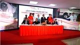 Quỹ Toyota Việt Nam lần đầu trao Học bổng dạy nghề