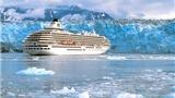 Chuyến tàu siêu sang vòng quanh Bắc Cực, ngắm băng trôi, gấu trắng...