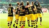 Dortmund đang thực sự đáng sợ!
