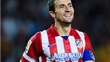 Gabi, người hùng thầm lặng của Atletico