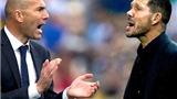 Derby Madrid: Ở Liga, Atletico là số 1…