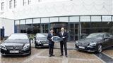 Mercedes-Benz E-Class gia nhập đội xe VIP của Hilton Hà Nội Opera