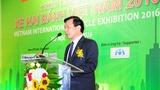 Chính thức khai mạc triển lãm quốc tế xe hai bánh Việt Nam 2016 tại Hà Nội