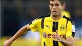 Dortmund là đội bóng hoàn hảo cho Pulisic