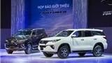Fortuner 'làm giá' lại thị trường xe hơi Việt 2017