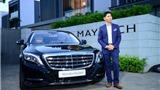 Mercedes Maybach tin tưởng tăng gấp 3 doanh số trong năm 2017