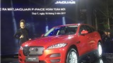 Sau 1 năm chờ đợi, Jaguar F-Pace chính thức tới Việt Nam với giá hơn 3 tỷ
