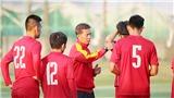 U20 Việt Nam: Tướng ở sa trường…