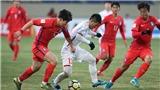 Lịch thi đấu của U23 Việt Nam tại ASIAD 2018: Chạm trán Pakistan vào ngày 15/8
