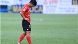 Gây chấn thương cho Văn Hào: Tấn Tài bị treo giò 5 trận, phạt 25 triệu và chịu phí tổn điều trị