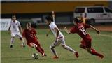 'Nghẹt thở' thắng Myanmar, tuyển nữ Việt Nam gặp U20 Australia tại bán kết