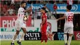 Hết lo tiền nong, Nam Định liên tiếp giành điểm sân khách