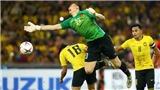 HLV Park Hang Seo 'chốt' trận gặp Malaysia là bản lề với tuyển Việt Nam