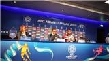 HLV Jordan khẳng định đã  biết điểm yếu của đội tuyển Việt Nam