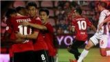 Văn Lâm và VAR mang chiến thắng về cho Muangthong United
