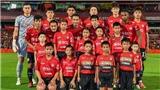 Lịch thi đấu vòng 9 Thai League. Trực tiếp Thai League