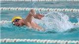 Kình ngư Huy Hoàng đạt chuẩn A, giành suất dự Olympic cho bơi Việt Nam