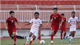 HLV Hoàng Anh Tuấn cạn lời khi U18 Việt Nam thua sốc Campuchia