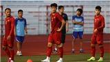 Lịch thi đấu SEA Games 30 hôm nay: Trực tiếp bóng đá U22 Việt Nam vs Brunei (VTV6, VTV5, VTV2)