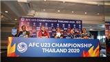 HLV Park Hang Seo: 'Trận gặp UAE rất quan trọng với U23 Việt Nam'