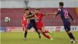 Video Sài Gòn 0-0 Quảng Ninh: Giữ vững ngôi đầu