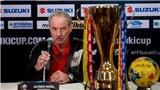 VFF: HLV Alfred Riedl ra đi là mất mát lớn với bóng đá Việt Nam