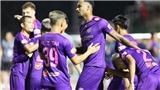 HLV Sài Gòn FC tin tưởng có thể thắng Hà Nội FC