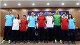 Tuyển Việt Nam ra mắt áo đấu bằng video hoạt hình