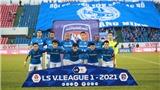Cầu thủ Than Quảng Ninh không bỏ trận đấu với Hà Nội
