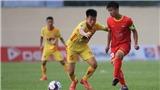 Video bàn thắng Thanh Hóa 1-0 SLNA: SLNA tiếp tục bế tắc