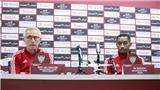 HLV Bert van Marwijk: 'Chúng tôi mạnh hơn thời điểm thua tuyển Việt Nam'