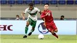 Đội hình dự kiến Việt Nam vs UAE: Quang Hải trở lại, Hoàng Đức ngồi ngoài