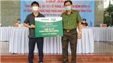 Quang Hải, Đức Chinh và Công Phượng hướng về TP.HCM
