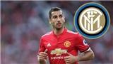 Inter Milan để mắt tới Mkhitaryan, có thể đổi Ivan Perisic cho M.U