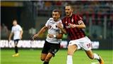 Video clip highlights bàn thắng AC Milan 1-0 Ludogorets Razgrad