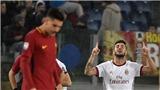 Video clip highlights bàn thắng Roma 0-2 AC Milan