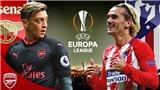 Link xem trực tiếp Atletico Madrid vs Arsenal (2h05 ngày 4/5)