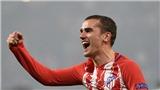 Griezmann bất ngờ từ chối Barcelona lẫn M.U, chính thức ở lại Atletico Madrid