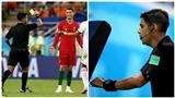 HLV Iran muốn Ronaldo bị đuổi: 'Đánh nguội phải nhận thẻ đỏ, kể cả đó là Messi hay Ronaldo'