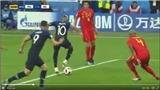 Chiêm ngưỡng Mbappe giật gót điệu nghệ, tiếc là Giroud lỡ cơ hội vàng